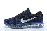 Кроссовки мужские Nike Air Max 2017 blue