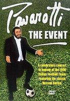 DVD-диск Luciano Pavarotti - The Event. The World Cup Celebration Concert
