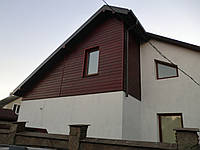 Утепление и отделка фасадов частных домов