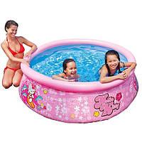 Надувной бассейн Intex 28104 Семейный Easy Set 183 х 51 см, фото 1