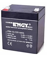Аккумулятор Engy 12V 4 Ah. Свинцово-кислотная аккумуляторная батарея 12V 4 Ah.