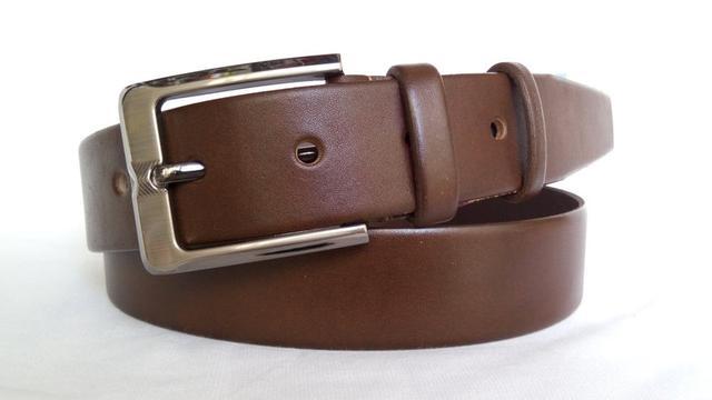 Ремень кожаный класический 40 мм
