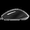 Мышка LogicFox LF-MS044 чёрно-серебристая, USB, фото 3