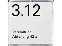 Вставка для ориентирования 1 местный Gira Event E2 (107100)