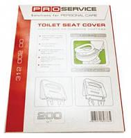 Накладки на сидения унитаза PRO 1/4 200 шт. 31200211