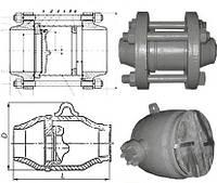 Клапан обратный 19с38нж Ду100 Ру63