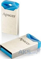 Флешка Apacer AH111 RP 16GB USB2.0 (AP16GAH111U-1) Blue