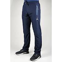 Спортивные штаны NIKE AIR JORDAN 20946 темно-синие