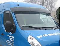 Козырек лобового стекла для Opel Movano (10-15), Опель Мовано