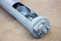 Погрузчик шнековый Ø 130*4000*220В, фото 2