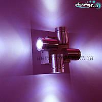 Декоративный светодиодный светильник AuroaSvet 3S, фото 1