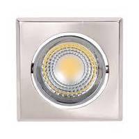 Светильник HOROZ ELECTRIC DOWNLIGHTS POWER LED 1W белый, мат.хром 4200К