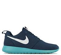 Мужские кроссовки Nike Roshe Run Squadron Blue