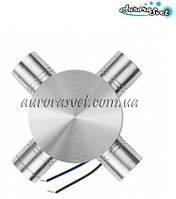 Декоративный светодиодный светильник AuroaSvet 2S. LED светильник.