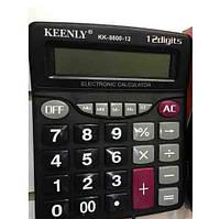 Калькулятор KEENLY KK 8800-12 Calculator new!Опт