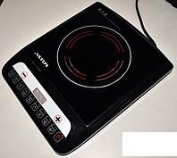 Индукционная плита на одну комфорку Astor IDC16202 2000W, фото 1