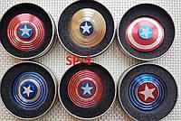 Спиннер / Спиннер Captain America SP-4 /  Хенд спиннер / Фиджет спиннер / Спинер
