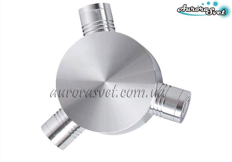 Декоративный светодиодный светильник AuroaSvet 1S