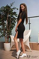 Женское платье до колен летнее