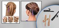 Оригинальные заколки для волос Twist n Clip, Твист ен Клик, заколка для волос Twist n Clip
