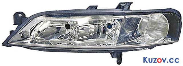 Фара Opel Vectra B 99-02 левая (Depo) электрич., тип Valeo