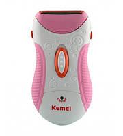 Эпилятор женский Kemei KM 1187, универсальный эпилятор для удаления волос!Опт