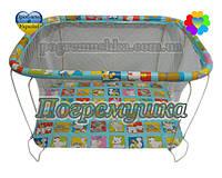 Манежи игровые Kinder box- Ферма