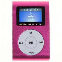 MP3 плеер (с экраном) + радио!Опт