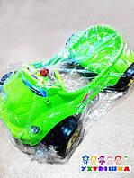 Машина молния педальная KinderWay