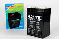 Аккумулятор BATTERY GD 645 6V 4A!Опт