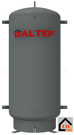 Теплоакумулятор Альтеп ТА на 200 литров, фото 2