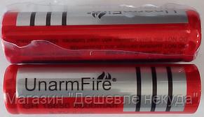 Аккумулятор литиевый 18650 Ultrafire 3.7V с защитой GREY!Опт, фото 2