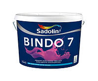 Sadolin bindo 7, Садолин Биндо 7 краска для стен матовая 10л