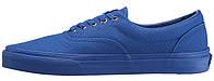 Мужские кеды Vans (ванс) синие