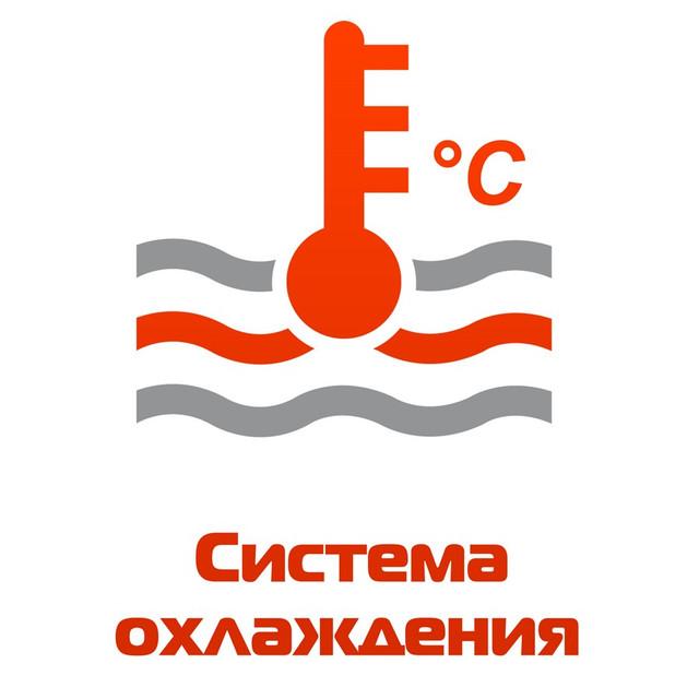Система охлаждения ПЛМ «Ветерок»
