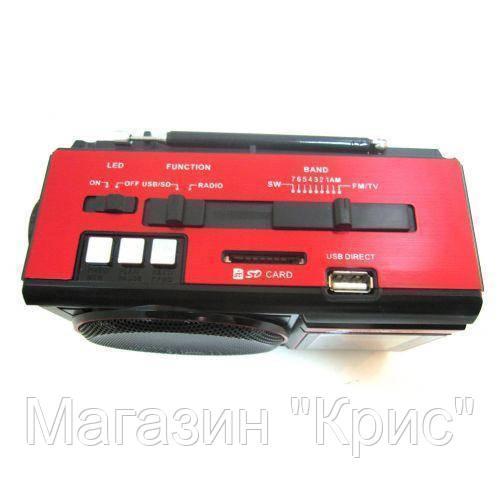 """Радио RX 9009 c led фонариком,Компактный радио-фонарь Golon!Опт - Магазин """"Крис"""" в Одессе"""