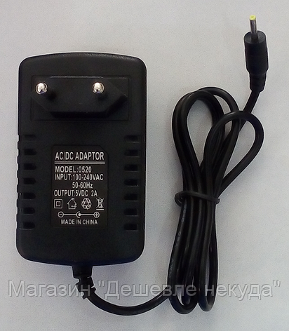 Блок питания зарядное адаптер 5v 2A!Опт, фото 2