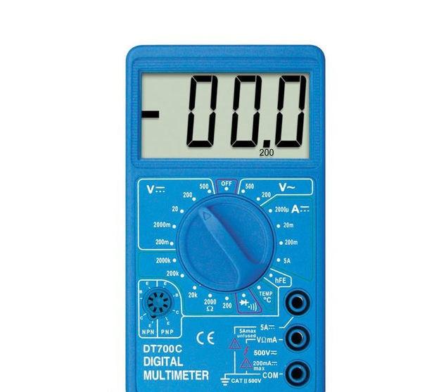 Мультиметр DT-700C звуковой, цифровой мультиметр, измерительный прибор  - Интернет магазин Гранд в Одессе