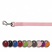 Поводок Trixie Premium Leash для собак нейлоновый 10 мм, 1.2 м, фото 1