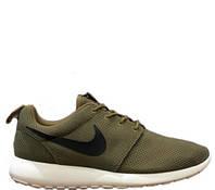 Мужские кроссовки Nike Roshe Run Brown