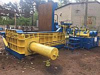Прес пакетувальний б/у Y83UA-250B для металобрухту