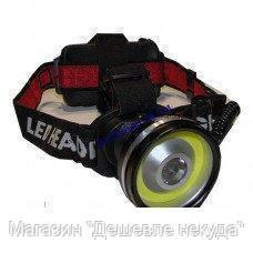 Налобный фонарик BL 931 COB!Опт, фото 2