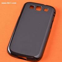 Чехол силиконовый для Samsung Galaxy S3 (i9300) black