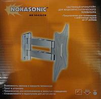 "Настенный кронштейн диагональ до 37"" Nokasonic NK5043LCD!Опт"