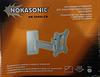 "Настенный кронштейн диагональ от 12"" до 22"" Nokasonic NK5040LCD!Опт"