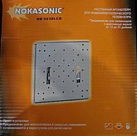 "Настенный кронштейн диагональ от 12"" до 37"" Nokasonic NK5038LCD!Опт, фото 2"