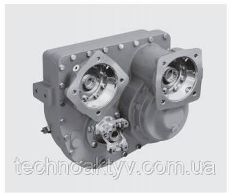 Модель 319 – Суммирующая раздаточная коробка – 120 кВт (161 л.с.)