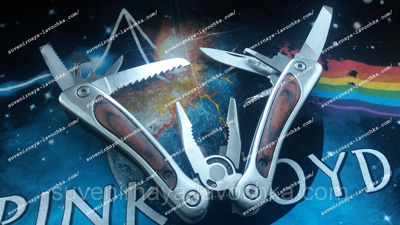 Нож мультитул 59027 качественный на подарок