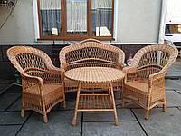 """Плетеная мебель из лозы """"Капелька-1"""""""