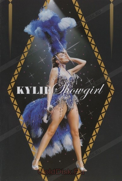 DVD-диск Kylie - Showgirl - The Greatest Hits Tour Live